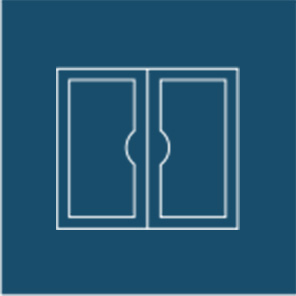 Custom Doors Icon